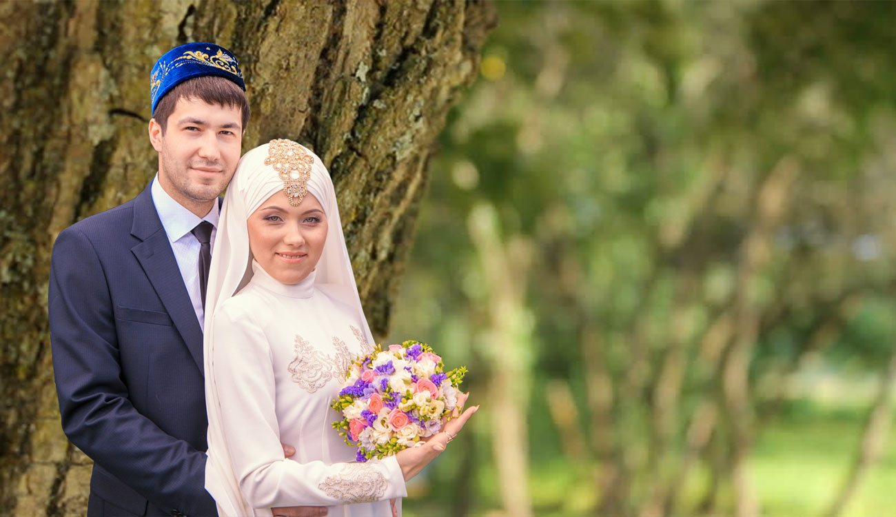 islamic wedding couples